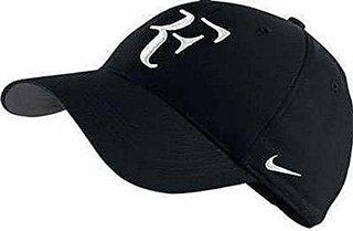 Black Cotton Regular Caps