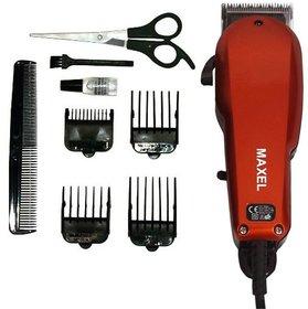 MAXEL 9012 Heavy Duty Electric Wired Beard Trimmer Mustache  Hair Clipper