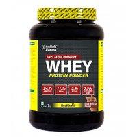 Healthvit 100%Ultra Premium Whey Protein - 1kg/2.2lbs (
