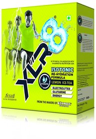 Six Pack Nutrtion - Xlr8-1Kg-Lemon Ice Tea