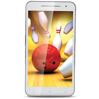 iBall Slide Cuddle A4 Tablet  6.95 inch, 16 GB, Wi Fi+3G+Voice Calling , Coffee Brown+Gold