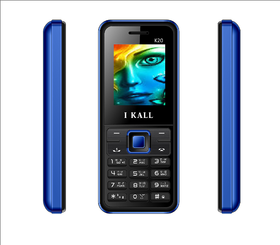 IKall K20 (1.8 Inch,Dual Sim, BIS Certified, Made in India)
