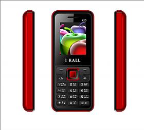 IKall K20 (Dual Sim, 1.8 Inch Display, 800 Mah Battery, Made In India)