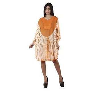 Famous by Payal Kapoor Orange Tunic