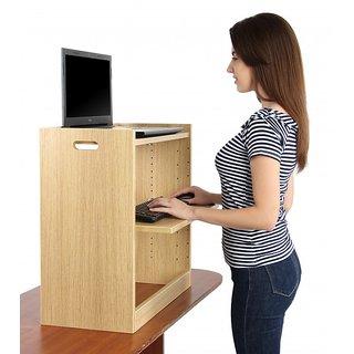 ZEN Stand Standing Desk  - An ergonomic height adjustable standing desk for healthy lifestyle