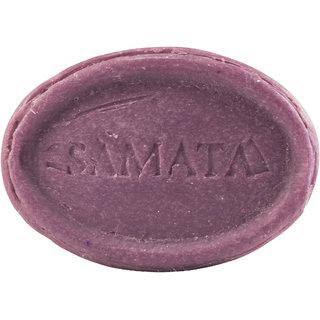 Samata Lavender Coconut Oil Bath Soap