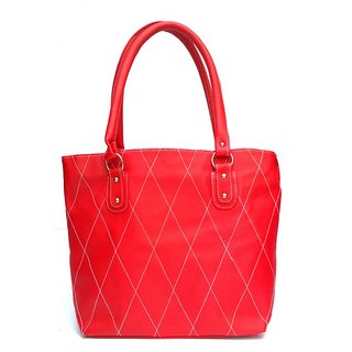 lajos bags women's casual hand bag red