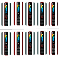 Combo Of 10 IKALL K24 Multimedia Mobile Phone
