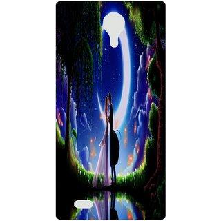 Amagav Back Case Cover for Lava X11 57LavaX11