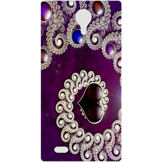 Amagav Back Case Cover for Lava A97 554LavaA97