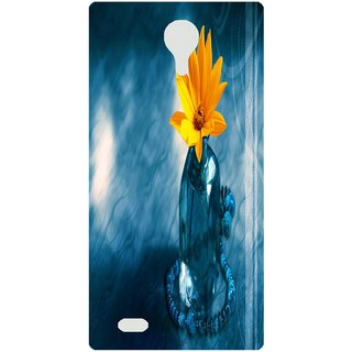 Amagav Back Case Cover for Lava X11 75LavaX11