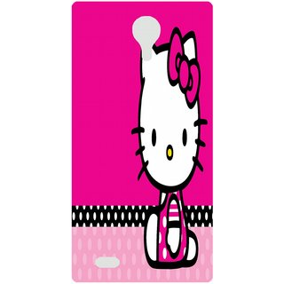 Amagav Back Case Cover for Lava A97 268LavaA97