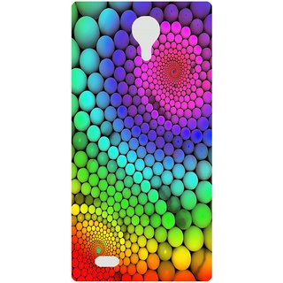 Amagav Back Case Cover for Lava A97 17LavaA97