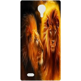 Amagav Back Case Cover for Lava A88 14LavaA88