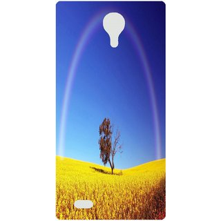 Amagav Back Case Cover for Lava X11 216LavaX11