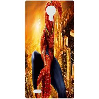 Amagav Back Case Cover for Lava A88 215LavaA88
