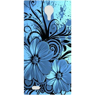 Amagav Back Case Cover for Lava X11 431LavaX11