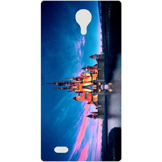 Amagav Back Case Cover for Lava A97 489LavaA97