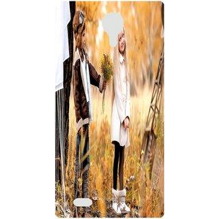 Amagav Back Case Cover for Lava X11 193LavaX11