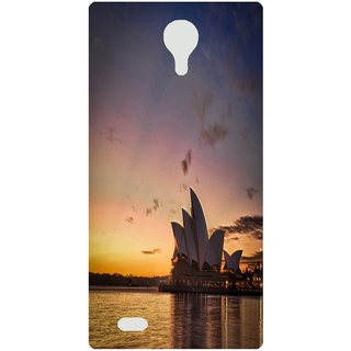 Amagav Back Case Cover for Lava A88 83LavaA88