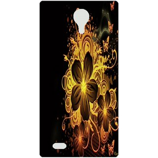 Amagav Back Case Cover for Lava A88 291LavaA88