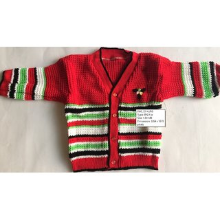 Destination BABY WOOLEN SWEATER SUITS (SET OF ONE PCS) Assorted Colours (rd01)