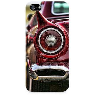 CopyCatz Chevrolet Premium Printed Case For Apple iPhone 4/4s