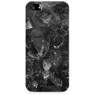 CopyCatz Dark Jewel Texture Premium Printed Case For Apple iPhone 4/4s