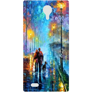 Amagav Back Case Cover for Lava A88 564LavaA88