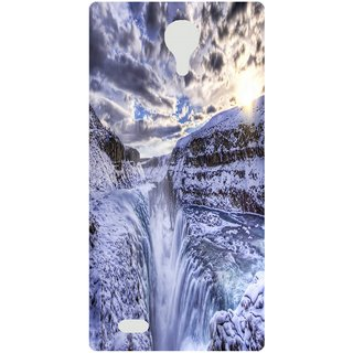 Amagav Back Case Cover for Lava A89 43LavaA89