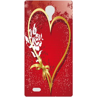 Amagav Back Case Cover for Lava A88 577LavaA88