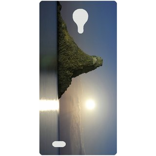 Amagav Back Case Cover for Lava A89 392LavaA89
