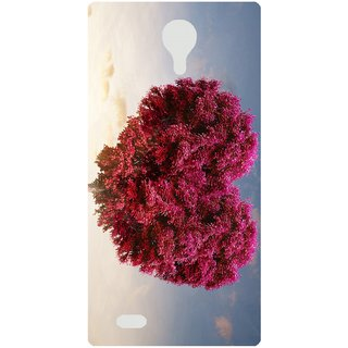 Amagav Back Case Cover for Lava A89 405LavaA89