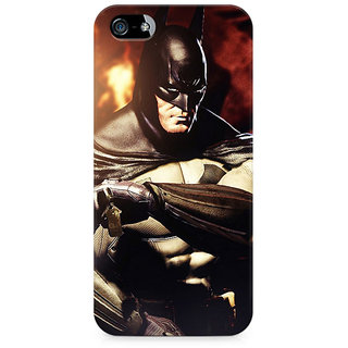 CopyCatz Batman Arkham City Nonchalant Premium Printed Case For Apple iPhone 4/4s