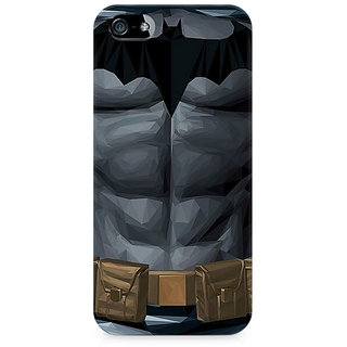 CopyCatz Batman Body Premium Printed Case For Apple iPhone 4/4s