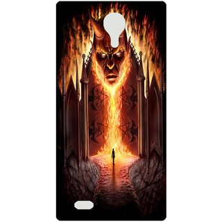 Amagav Back Case Cover for Lava A89 588LavaA89