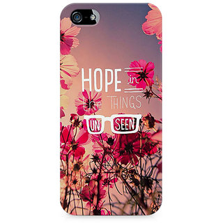 CopyCatz Hope in Unseen Premium Printed Case For Apple iPhone 4/4s
