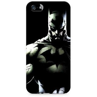 CopyCatz Batman Intense Premium Printed Case For Apple iPhone 4/4s