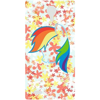 Amagav Back Case Cover for Lava A72 130LavaA72