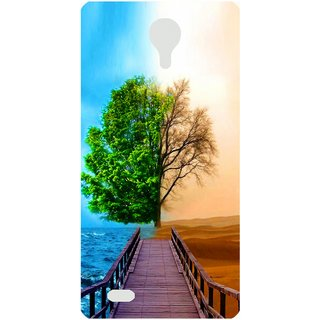 Amagav Back Case Cover for Lava A72 661LavaA72