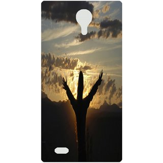Amagav Back Case Cover for Lava A72 163LavaA72
