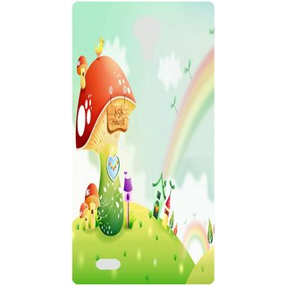 Amagav Back Case Cover for Lava A72 167LavaA72