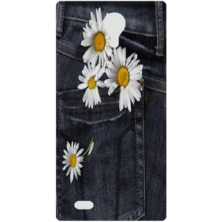 Amagav Back Case Cover for Lava A72 68LavaA72