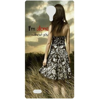 Amagav Back Case Cover for Lava A72 80LavaA72