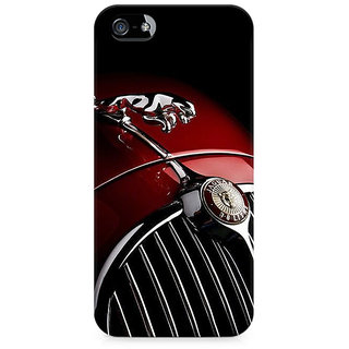 CopyCatz Jaguar Premium Printed Case For Apple iPhone 5/5s