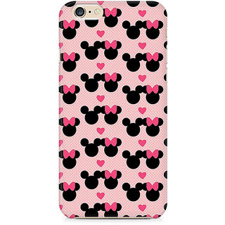 CopyCatz Mickie Minnie Premium Printed Case For Apple iPhone 6 Plus/6s Plus