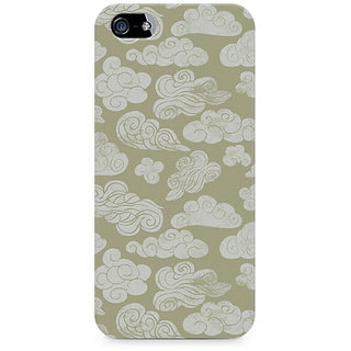 CopyCatz Cloudy Sky Premium Printed Case For Apple iPhone 4/4s