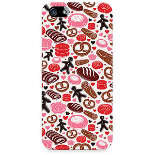 CopyCatz Bakery Love Premium Printed Case For Apple iPhone 4/4s