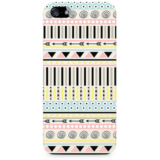 CopyCatz Tribal Chic01 Premium Printed Case For Apple iPhone 4/4s