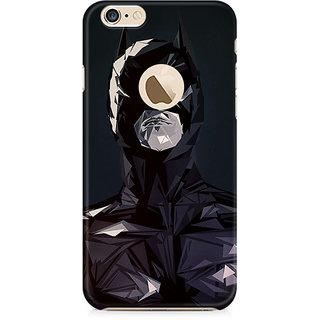 CopyCatz Batman Art Lines Premium Printed Case For Apple iPhone 6/6s with hole